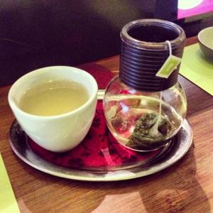 unwind with tea