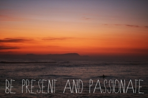 present+passionate